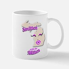 Smitten with the Mitten T-Shirt Mug