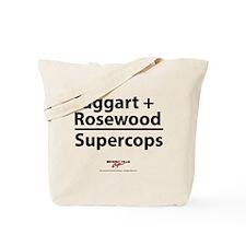 Supercops Tote Bag