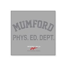 "Mumford Square Sticker 3"" x 3"""