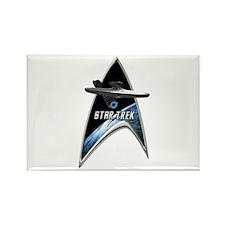 StarTrek Command Silver Signia Enterprise 2009 Rec