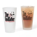 Godfather Pint Glasses