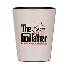 The Godfather Shot Glass