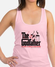 The Godfather Racerback Tank Top