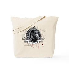 Horse Head Tote Bag