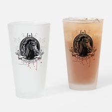 Horse Head Drinking Glass