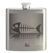 Sleeping Fish Flask