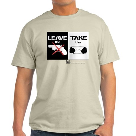 Leave the Gun Light T-Shirt