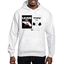 Leave the Gun Hoodie