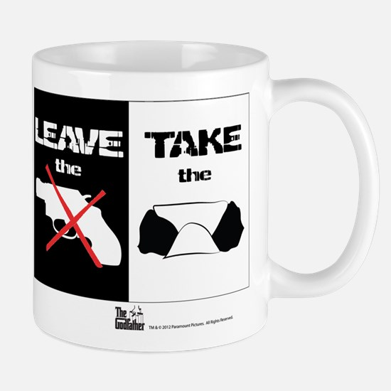 Leave the Gun Mug