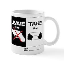 Leave the Gun Mug