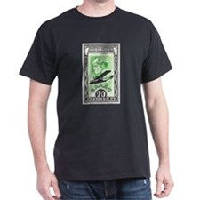 1933 Greece Head of Hermes Aviation Stamp T-Shirt