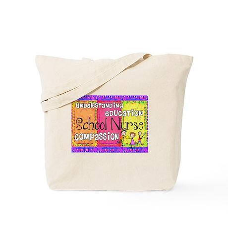 School Nurse giger.PNG Tote Bag