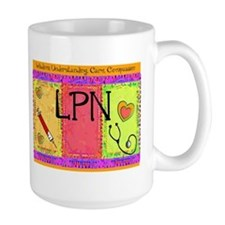 LPN Giger.PNG Mug