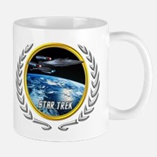 Star trek Federation of Planets Enterprise Galaxy