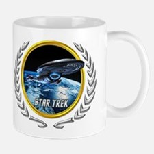 Star trek Federation of Planets Voyager Mug