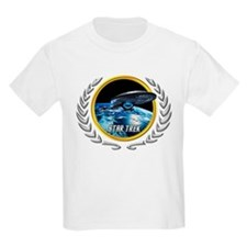 Star trek Federation of Planets Voyager T-Shirt