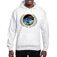 Star trek Federation of Planets Voyager Hoodie