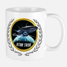 Star trek Federation of Planets Voyager 2 Mug