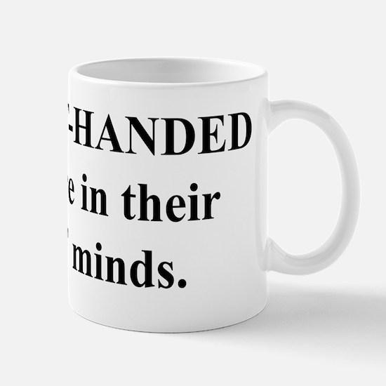 Lefties Mug
