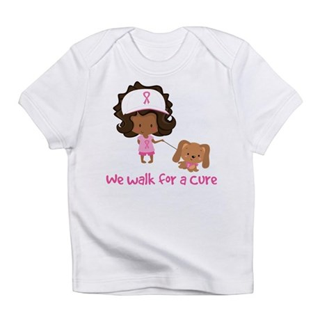 We Walk For A Cure Infant T-Shirt