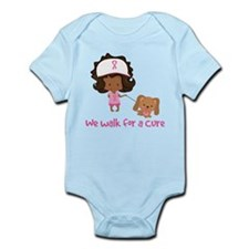 We Walk For A Cure Infant Bodysuit
