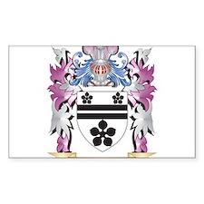 "Armchair Quarterback - TEN Square Sticker 3"""