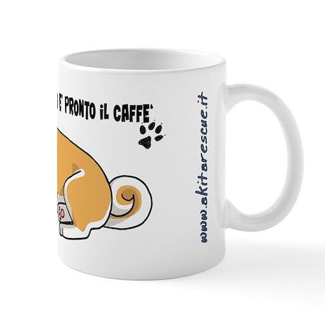 Mug - Chiamami quando e' pronto il caffe'
