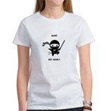 Cartoon ninja Women's T-Shirt