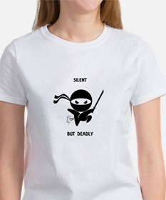 Silent but deadly Women's T-Shirt