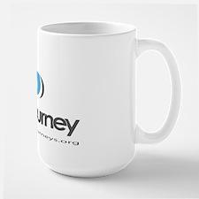 Blue Journey - Mug