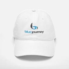 Blue Journey - Baseball Baseball Cap
