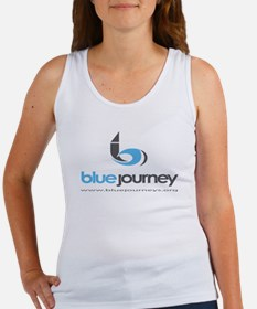 Blue Journey - Women's Tank Top