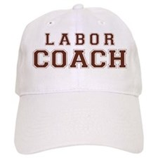 Labor Coach (brown) Baseball Cap