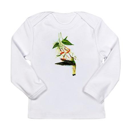 Hummingbird Long Sleeve Infant T-Shirt