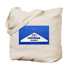 Jefferson Cleaners - Tote Bag