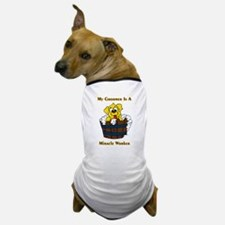 My Groomer is a Miracle Worker Dog T-Shirt