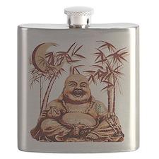 Riyah-Li Designs Happy Buddha Flask