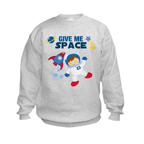 Give Me Space Kids Sweatshirt