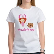Breast Cancer Walk For Nana Tee