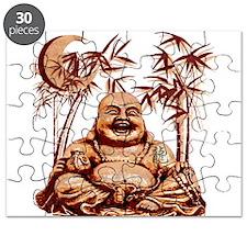Riyah-Li Designs Happy Buddha Puzzle