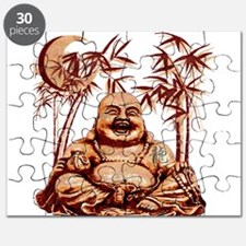 Riyah-Li Designs Happy Buddha Puzzle