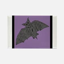 Bat_monster_goldndungeons Rectangle Magnet
