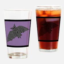 Bat_monster_goldndungeons Drinking Glass