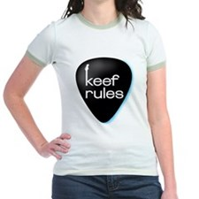 Keef Rules Guitar Pick - T
