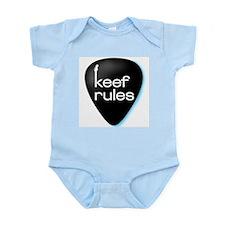 Keef Rules Guitar Pick - Infant Creeper