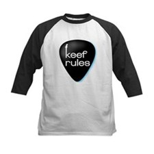 Keef Rules Guitar Pick - Tee