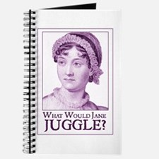 Jane Austen JUGGLE Journal