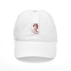 Jane Austen POST Baseball Cap