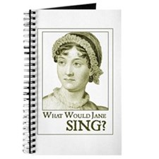 Jane Austen SING Journal