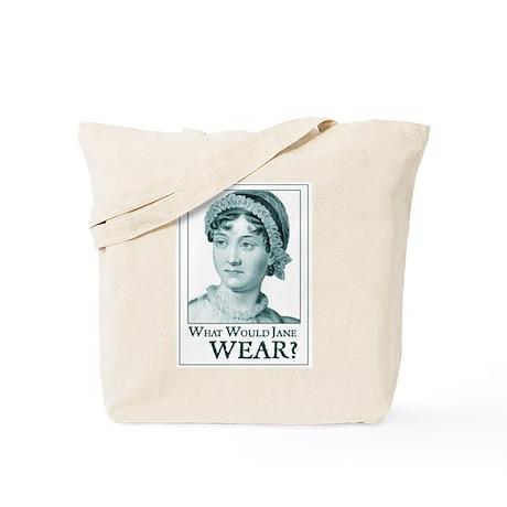 Jane Austen WEAR Tote Bag